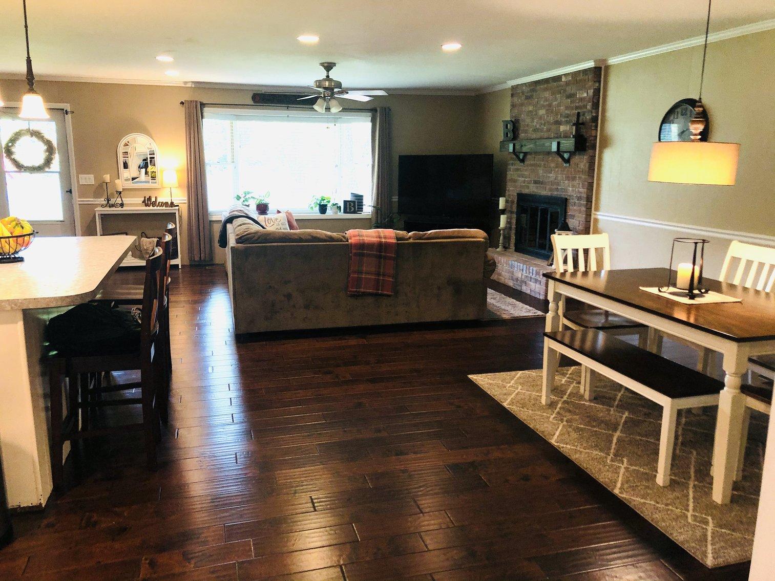 Winston Salem Updated Home