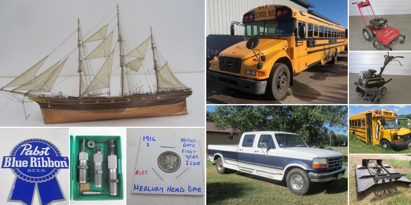 Ideal Corners August Consignment Auction