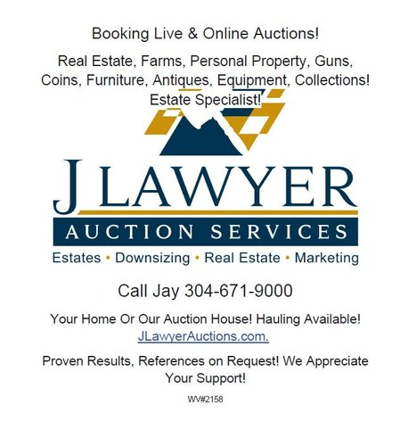 We are Moving And Booking Live & Online Auctions!