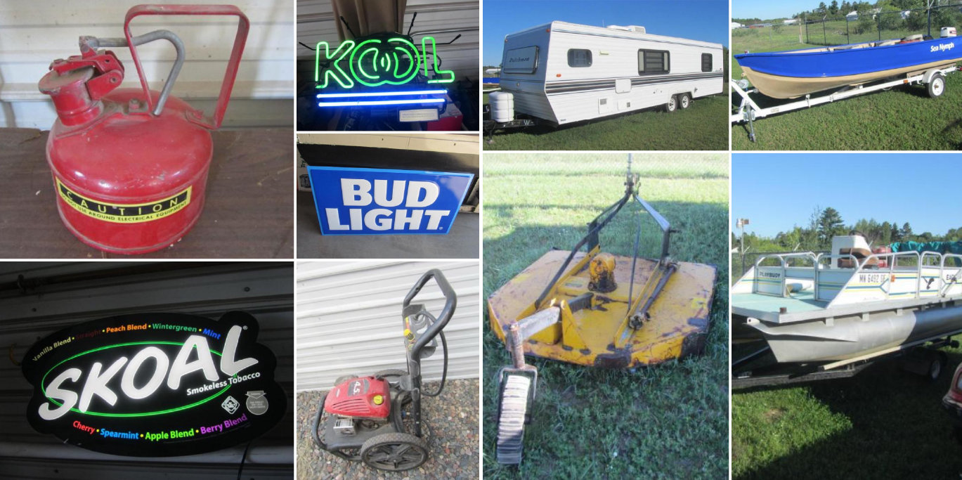 Personal Property Reduction, Pine River, MN