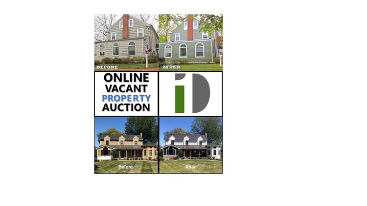 Online Vacant Property Auction (New Jersey)