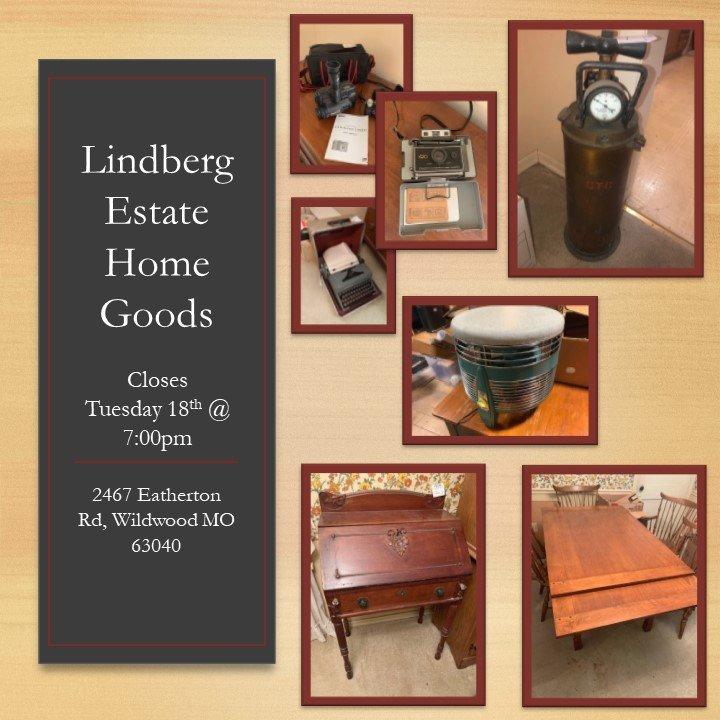 Lindberg Estate Home Goods