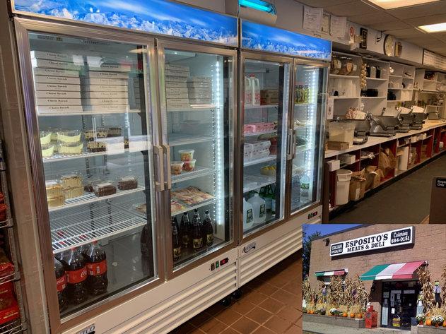 Commercial Kitchen & Retail Deli Equipment