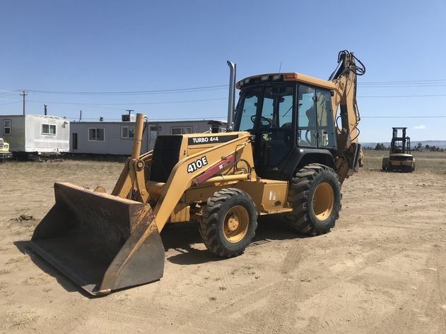 Heavy Equipment & Vehicle auction