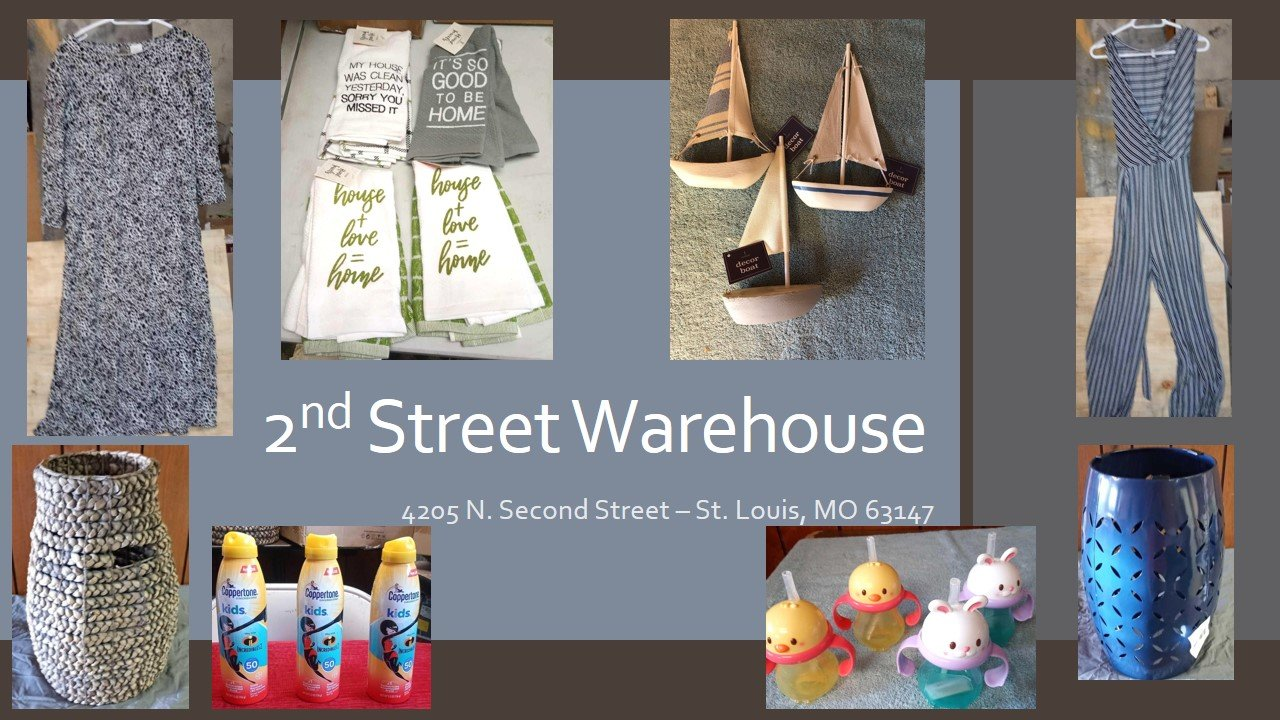 2nd Street - Housewares, Clothing, and More