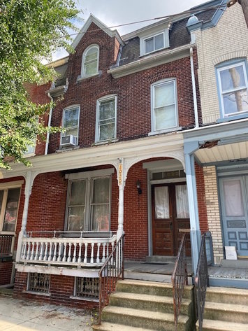 2-Unit Investment Real Estate Auction - 1020 W. Turner Street - Allentown, PA