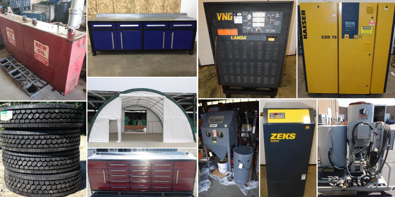Truck Shop Equipment & Supplies