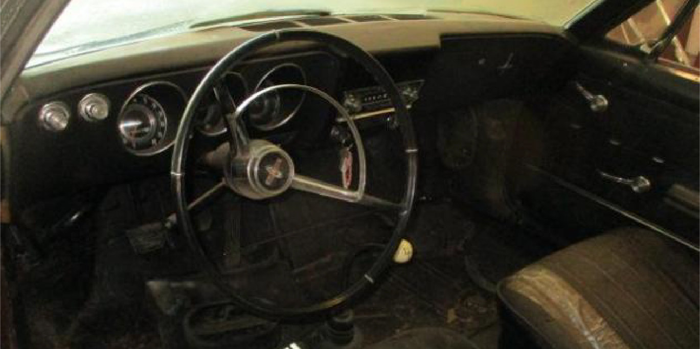 (2) 1966 Corvair Project Cars Opportunity With Car Rotisserie