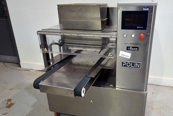 Late Model Commercial Bakery Equipment