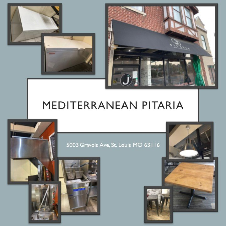 Pitaria Mediterranean