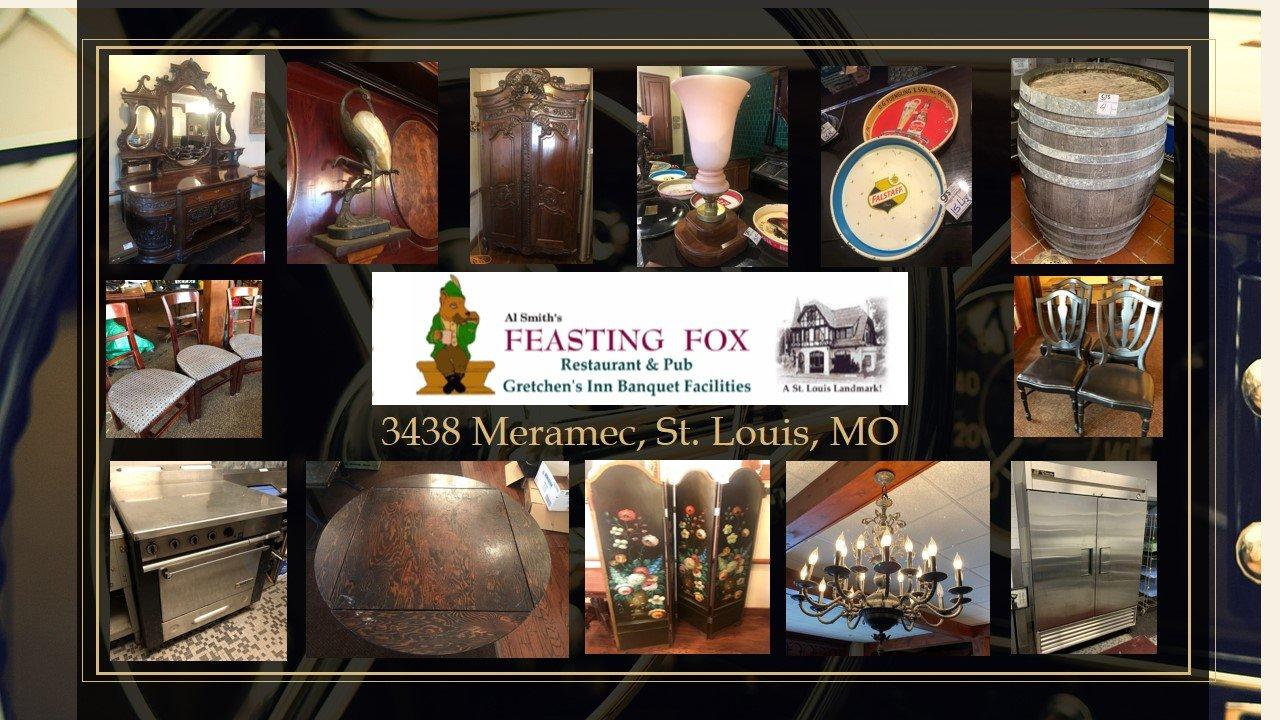 Feasting Fox Gretchen's Inn Historic Venue