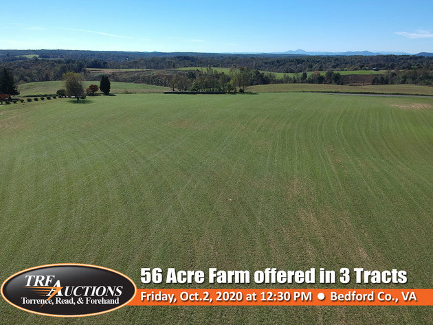 56 Acre Farm in Moneta