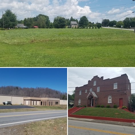 Multi-Property Auction - Patrick & Henry Co., VA and Surry Co., NC