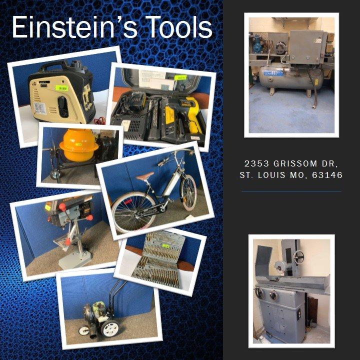 Einstein's Tools