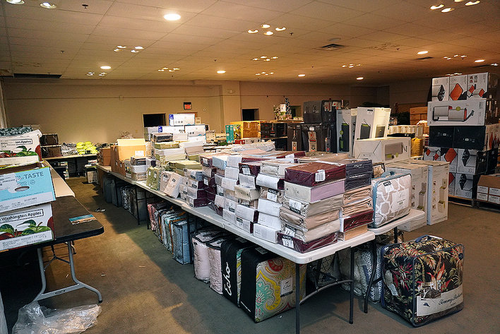 General Merchandise, Store Returns & Close-Out Inventory