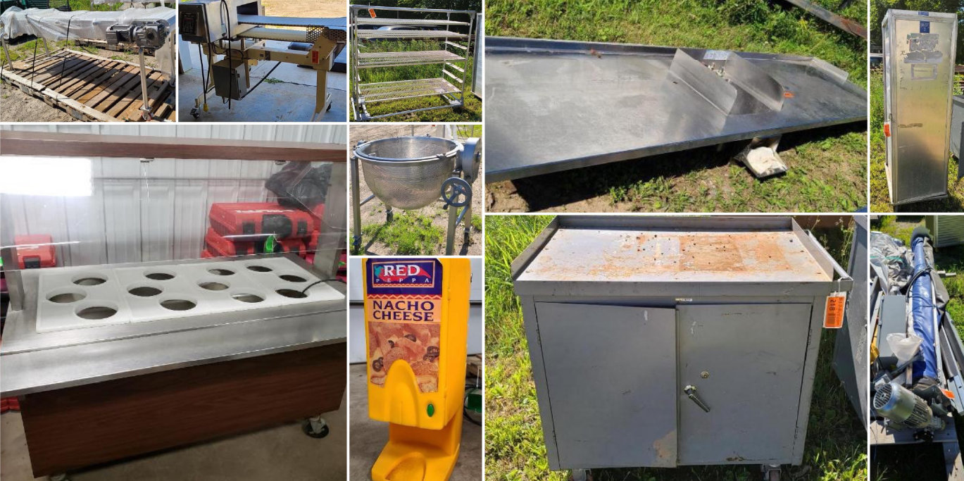 Surplus Restaurant Equipment