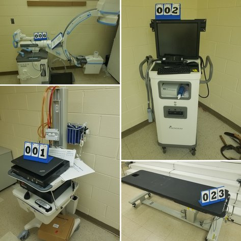 Medical Inventory Equipment Auction