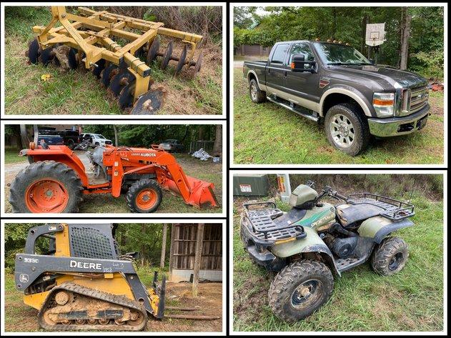 Shumate Equipment Auction