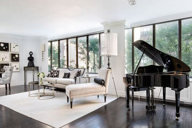 Contents of Central Park West, NYC Apartment & Adirondack Furniture