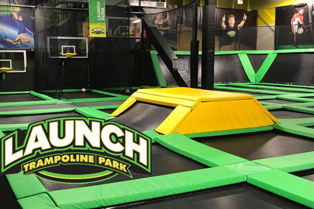 Launch Trampoline Park of Linden, NJ