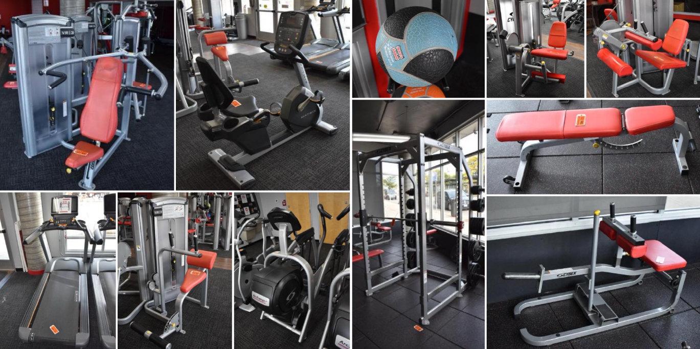 Fitness Club Liquidation, St. Paul, MN