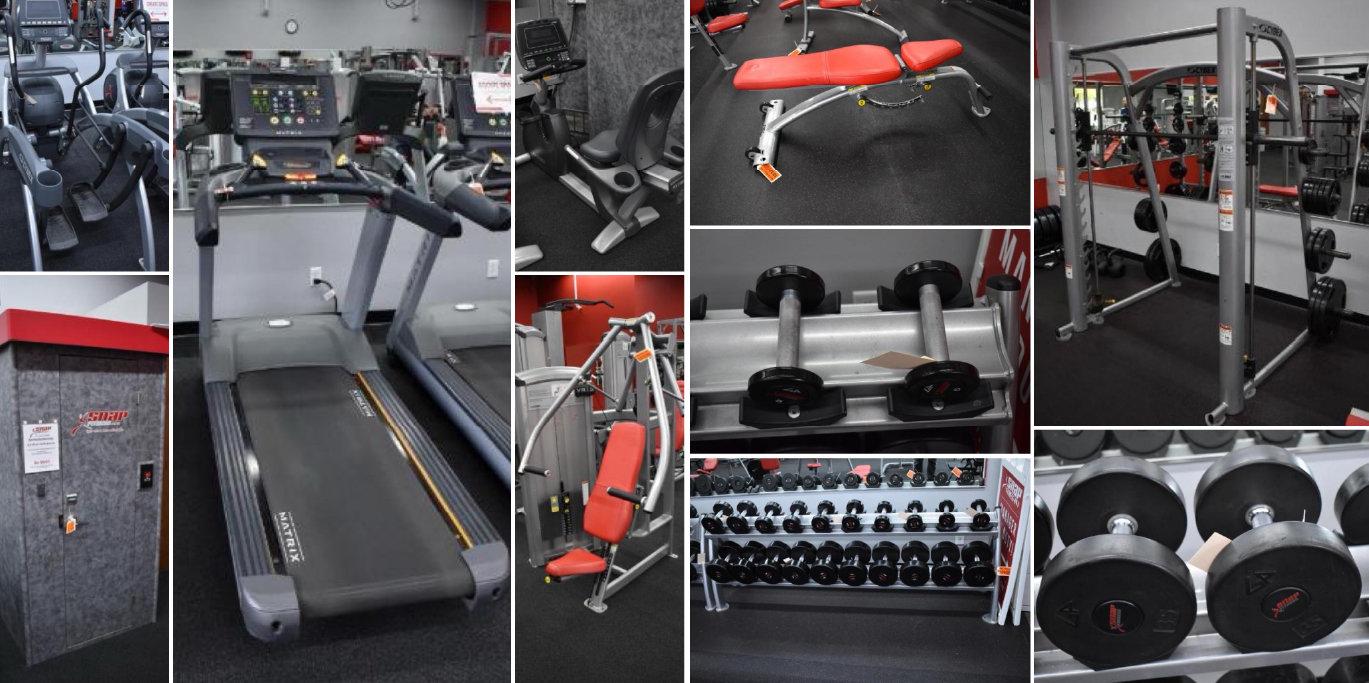 Fitness Club Liquidation, Falcon Heights, MN