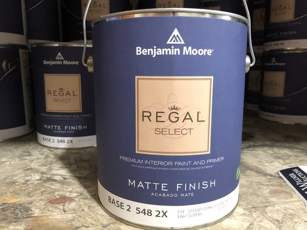 Standard Lumber - Benjamin Moore Paint Inventory, Hardware & Lumber