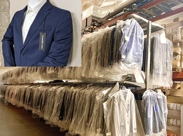 Designer Mens Suits & Overcoats