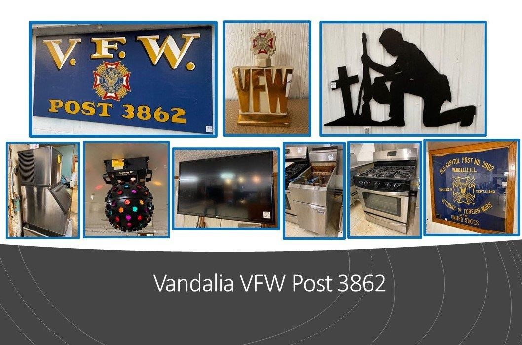 Vandalia V.F.W. Post 3862