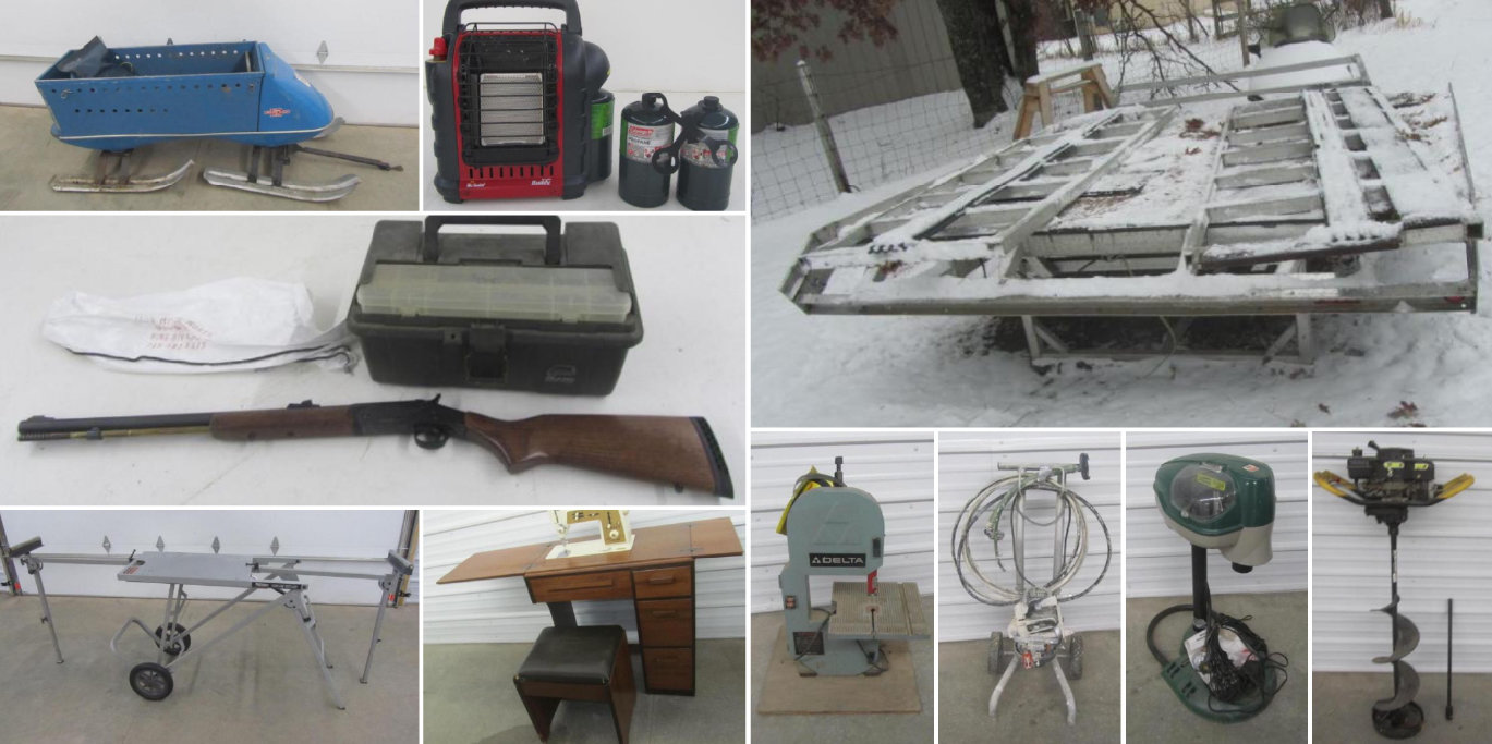 Ideal Corners Late November Consignment Auction