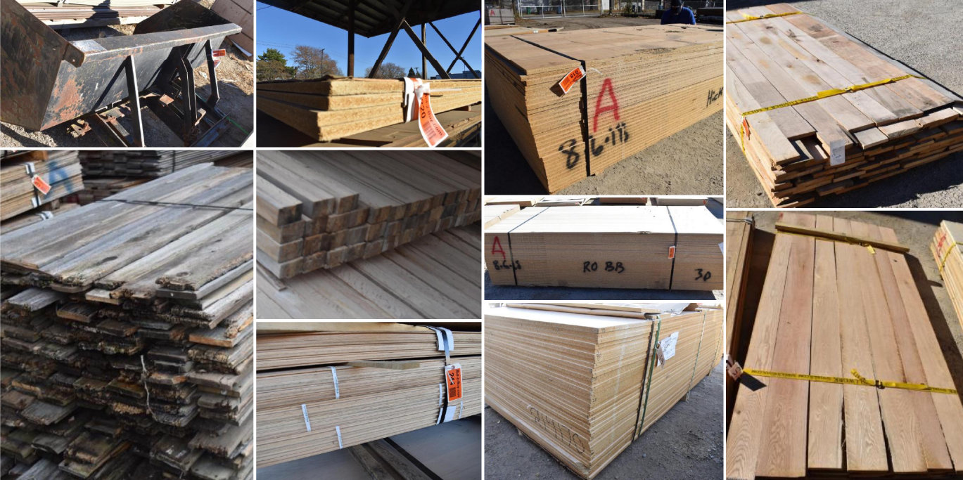 Hiawatha Lumber Final Phase