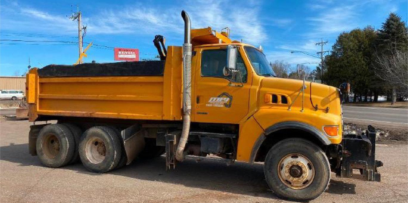 2002 Sterling Dump Truck