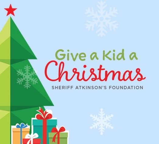 Give a Kid a Christmas - Online Auction Fundraiser