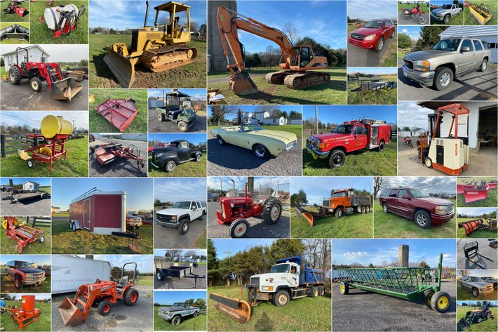 Year End Winter Consignment Auction