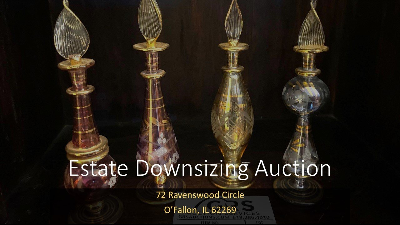 Estate Downsizing Auction