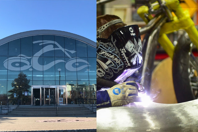 Orange County Choppers - Dealership Shop Equipment