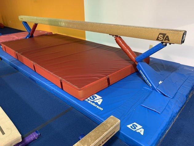 Children's Gymnastics Equipment