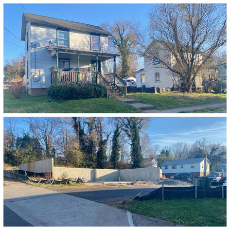 Multi Family Real Estate Investment Opportunity Located Only Steps From Main St.--Culpeper, VA