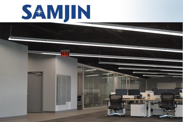 Samjin LED Lighting Inventory