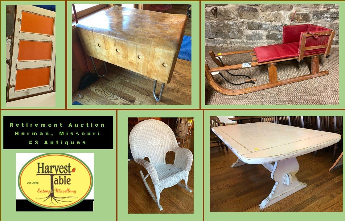 Harvest Eatery #3 Antiques and More!
