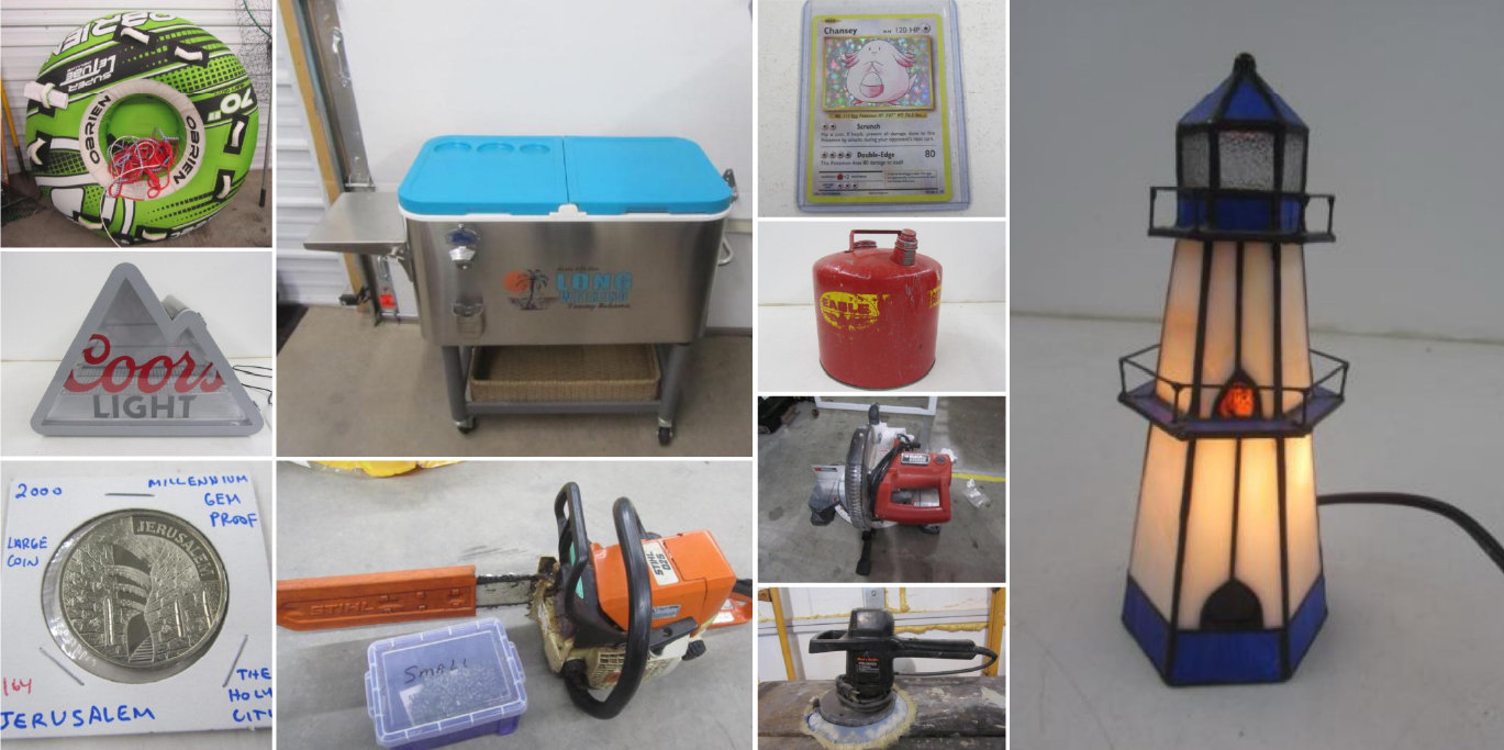 Ideal Corners Mid January Consignment