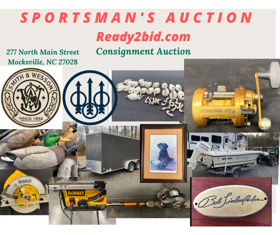 Sportsman's Auction