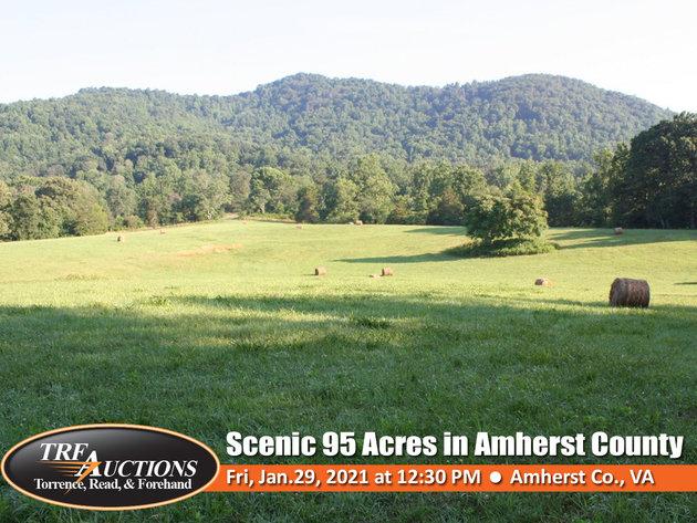 95 Scenic Acres in Amherst VA