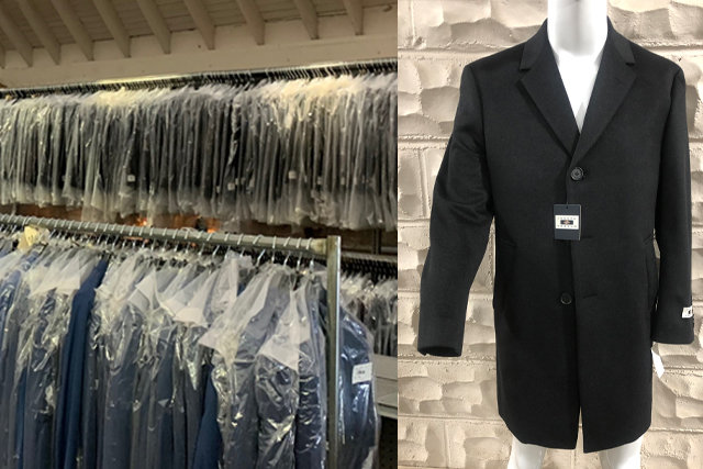 Mens Designer Overcoats