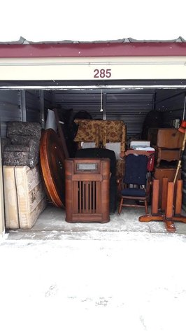 EICHORN'S STORAGE UNIT #285 DO-BID.COM ONLINE AUCTION