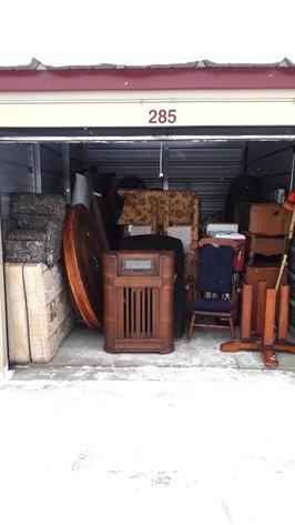 EICHORN'S STORAGE UNIT #285 DO-BID.COM ONLINE AUCTION