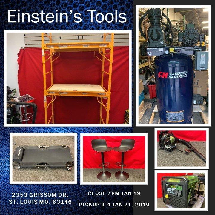 Einstein's Tools - NEW YEAR JUMP START