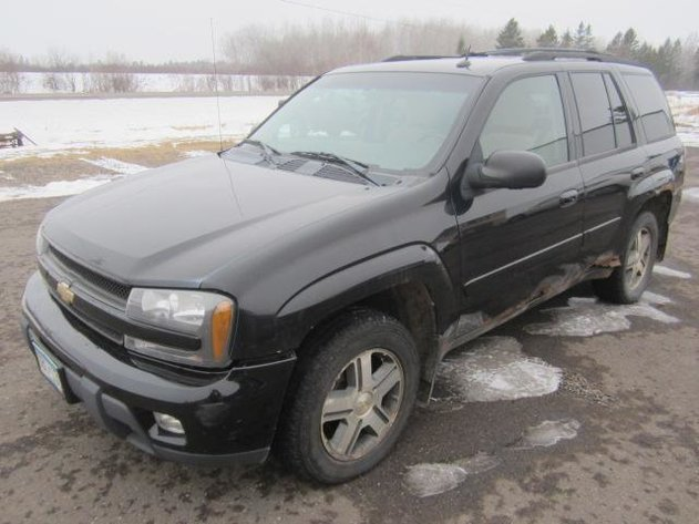 HERMANTOWN ONLINE AUCTION:  TRAILBLAZER, CARAVAN AND POLARIS ONLINE AUCTION
