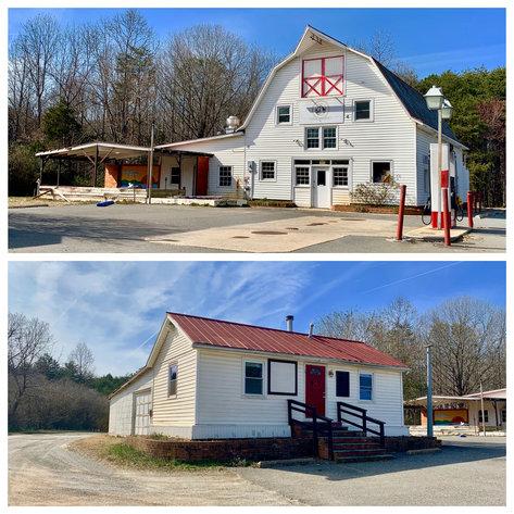 Commercial Building w/Detached Office on 1.48 Acres Near Lake Anna--Spotsylvania County, VA