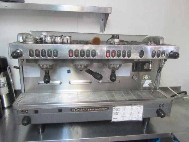 Latte Da Store Relocation and Inventory Reduction Auction